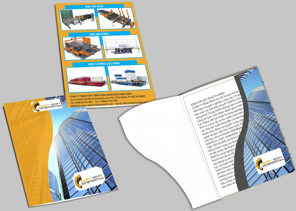 Thiết kế kẹp file - folder